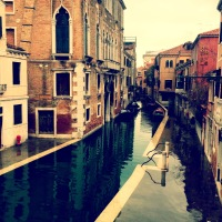 Venice: bridges, buggies and high tides